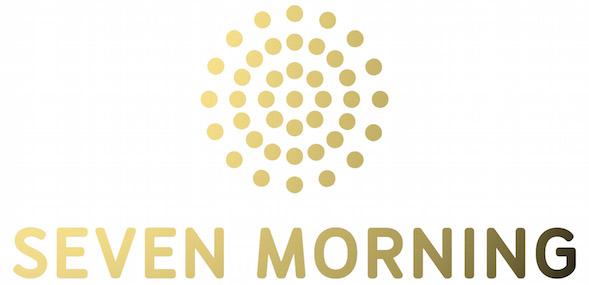 SEVEN MORNING vegane Natursubstanzen-Logo